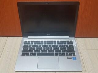 LG전자 LG 울트라 13UD580-LX10K 노트북 사용기