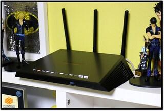 게임에 최적화된 넷기어 나이트호크 XR300 기가비트 와이파이 게이밍 공유기