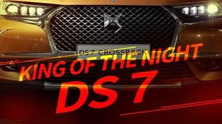 밤의 제왕?! DS 7 크로스백의 속살! (실내외 살펴보기)
