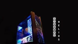 ASUS ROG STRIX HELIOS Galaxy 케이스 커스텀 MOD