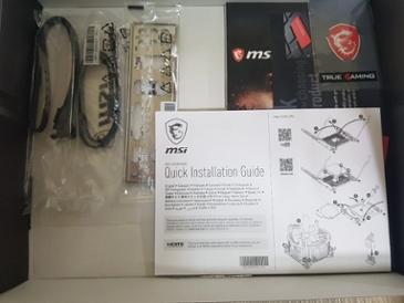 MSI MAG B450M 토마호크 맥스 사용기입니다.