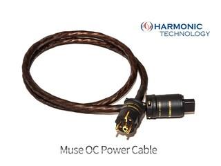 [리뷰] 소스 기기를 위해 태어나다 Harmonic Technology Muse OC Power Cable