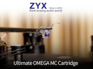 [리뷰] 피아노 앞에 '사람'이 앉아 있었네 ZYX Audio Ultimate Omega MC Cartridge