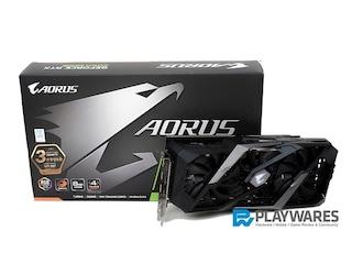 GIGABYTE GeForce RTX 2060 SUPER AORUS D6 8GB 리뷰