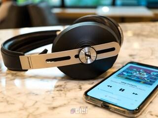 SENNHEISER Momentum3 wireless, 젠하이저 모멘텀3 노이즈 캔슬링 블루투스 헤드폰 측정 리뷰