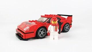 [레고 75890] 페라리 F40 콤페티치오네(Ferrari F40 Competizione)