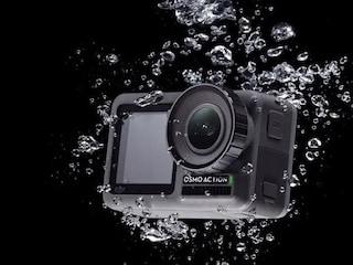 드론 회사가 만든 액션카메라 오스모 액션
