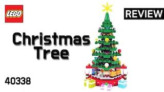 레고 프로모션 40338 크리스마스 트리(Promotion Christmas Tree)  리뷰_Review_레고매니아_LEGO Mania