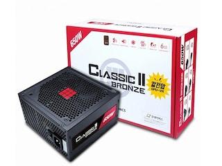 마이크로닉스 Classic II 650W 80PLUS Bronze 230V EU HDB