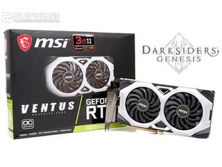 다크사이더스 제네시스 with MSI GeForce RTX 2070 SUPER 벤투스 OC D6 8GB 리뷰