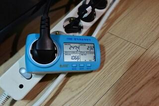 누구나 쉽게 사용 및 이해할 수 있는 가정용 전기요금 측정기, 서준전기 SJPM-C16