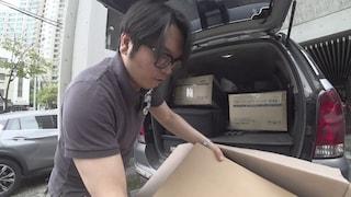 쿨럭~! 28,900원에 사 온 가성비 장비 가방 (백스인백 멀티  캠핑 박스) bags in bag BCPAZ