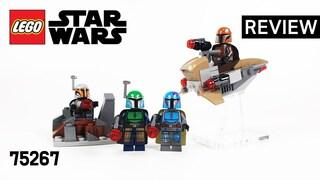 레고 스타워즈 75267 만달로리안 배틀 팩(Star Wars Mandalorian Battle Pack)  리뷰_Review_레고매니아_LEGO Mania