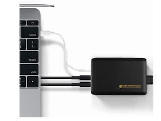 웨이코스 씽크웨이 퀵차지3.0+USB-PD 73W 3포트 충전기 CORE D653 PD 퀵