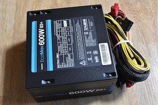 멋진 가성비를 가진 정격 600W 파워, 잘만 EcoMax 600W 83+