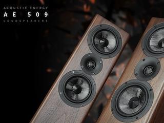 특급 스프린터의 귀환 - Acoustic Energy AE 509 스피커