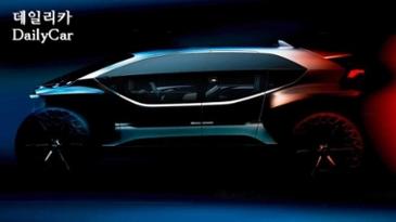 아우디, 오프로드 전기차 'AI:트레일'·고성능 RS 7 공개 계획
