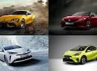 토요타 코리아, 올해 상반기 4종의 신형 모델 출시