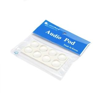 SM어쿠스틱 오디오 포드(Audio pod) 진동방진 아이솔레이터 방진볼의 사용방법입니다.