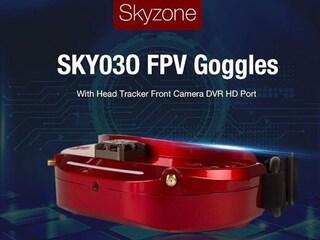 FPV 고글 스카이03O, 최고의 화면으로 도전하다