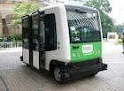 일본, 자율주행 노선 버스 실용화 박차