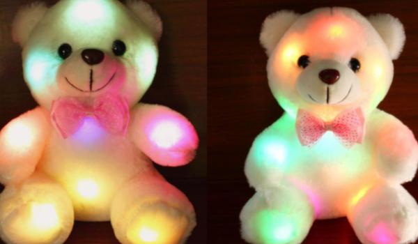 이제 곰인형도 RGB시대!