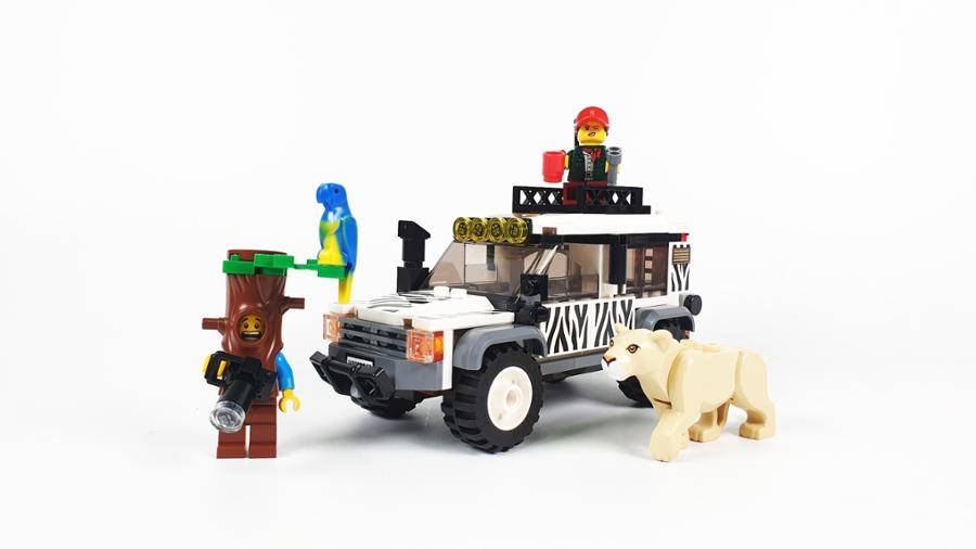 [레고 60267] 사파리 오프로더(Safari Off-roader)