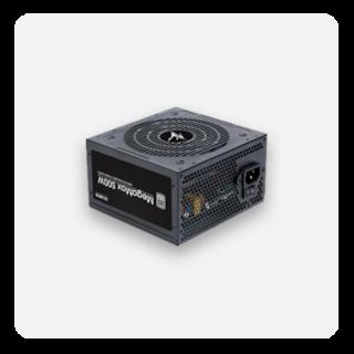 잘만의 새로운 가성비 파워서플라이, 잘만 MegaMax 500W 80PLUS STANDARD