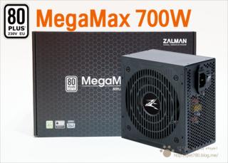 PC 컴퓨터 파워 서플라이 POWERSUPPLY 추천 잘만 테크 MegaMax 700W 80PLUS STANDARD
