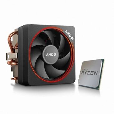 40,870원 내린 AMD 라이젠 5 1600X (서밋 릿지) (멀티팩) [급락뉴스]
