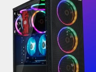 오르비스, RGB 듀얼링팬 케이스 'T120 RGB 듀얼링 풀 아크릴' 출시