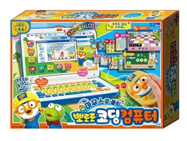 설 조카 선물 강추~ 뽀로로 코딩 컴퓨터!!