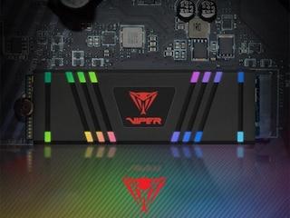 서린씨앤아이, M.2 2280 SSD '패트리어트 메모리 바이퍼 VPR100' 출시