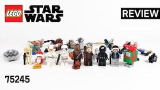 레고 75245 스타워즈 크리스마스 캘린더(Star Wars Advent Calendar)  리뷰_Review_레고매니아_LEGO Mania