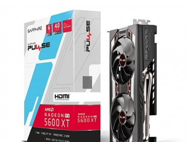 SAPPHIRE, PULSE Radeon RX 5600 XT 그래픽 카드 출시