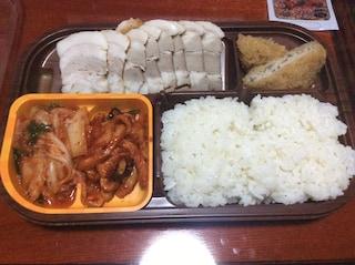 CU 종가집김치 수육 정식 4500원 [김장철 시즌 판매]