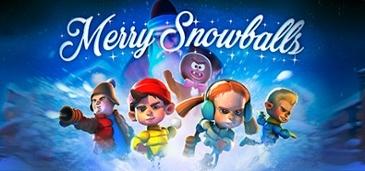 (스팀) Merry Snowballs 무료배포