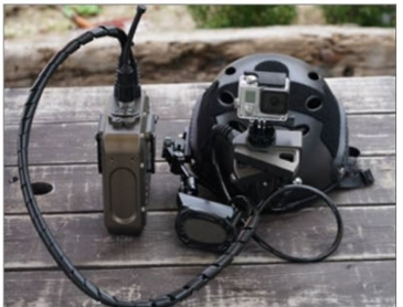 머리에 쓰는 수중음파 탐지기…해난 구조·수색 효율↑