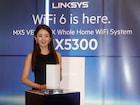 WiFi 6 공식 인증과 메시 지원 공유기, 링크시스 Velop MX5300 국내 발표회
