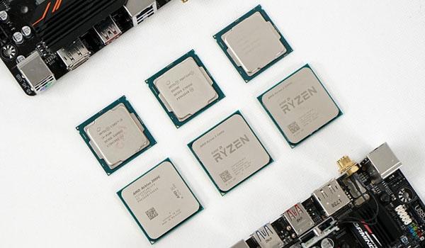 INTEL vs AMD 보급기 대격돌