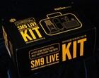 유튜브 1인 방송을 위한 첫번째 장비, 웨이코스 씽크웨이 TONE SM9 LIVE KIT (USB 타입C, 콘덴서마이크)