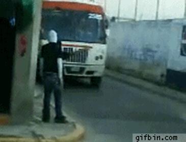 버스기사 능욕하기