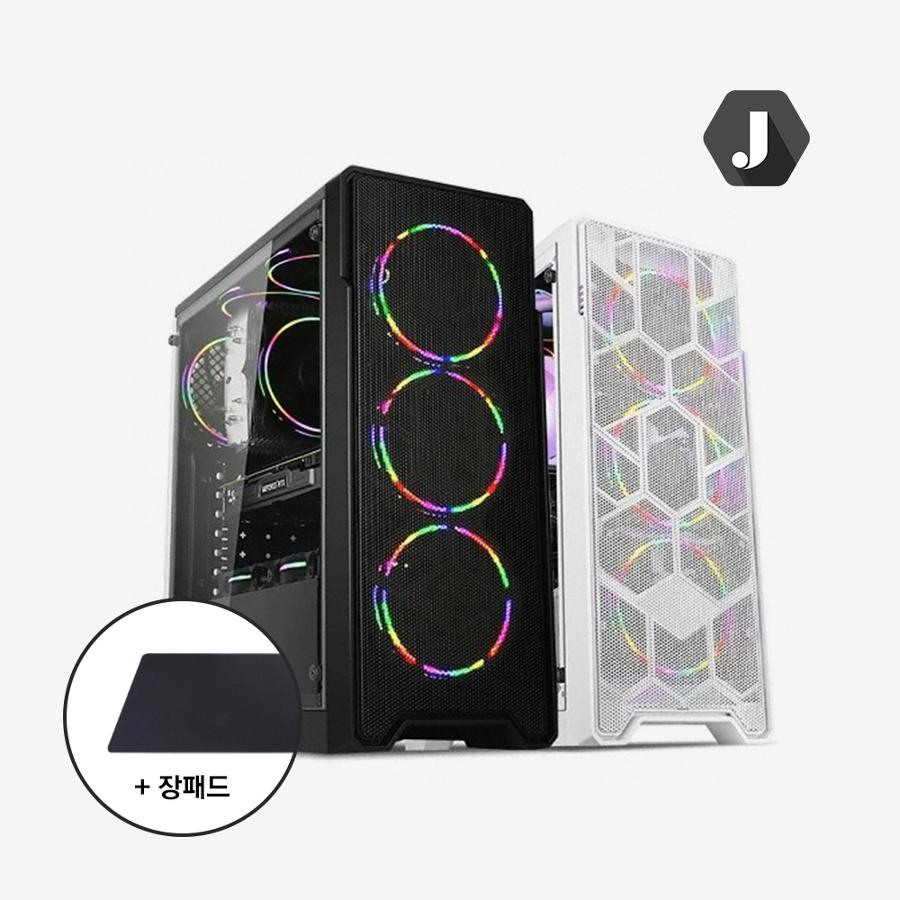 """[설 특가][표준형 게이밍PC] 가격↓ 스펙↑ """"AMD 3500 + GTX 1660"""" 을 이 가격에?!"""
