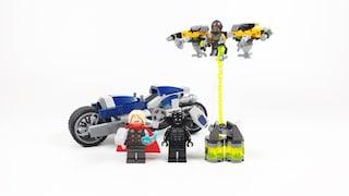 [레고 76142] 어벤져스 스피더 바이크 공격(Avengers Speeder Bike Attack)