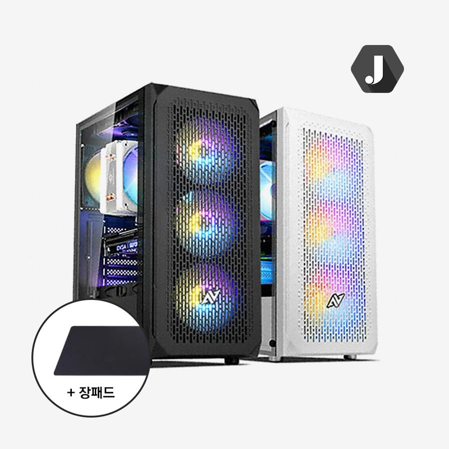 """[설맞이 최저가][배송비 무료] """"조립PC"""" 가성비와 성능 둘 다 챙겼다 ! [AMD 3500X + GTX 1660 Super]"""