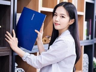 한사랑씨앤씨 '삼성전자 갤럭시북 플렉스 NT950QCG-X716A' 특가 행사