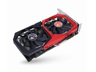 [낙찰 공개] COLORFUL 지포스 GTX 1660 SUPER 토마호크 D6 6GB