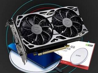 이엠텍, EVGA 지포스 GTX 1660 SUPER 시리즈 그래픽카드 구매 인증 시 사은품 증정
