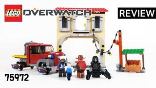 레고 오버워치 75972 도라도 대결(LEGO Overwatch Dorado Showdown)  리뷰_Review_레고매니아_LEGO Mania