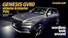 [4K] GENESIS GV80 Exterior & Interior POV / Wordless look around